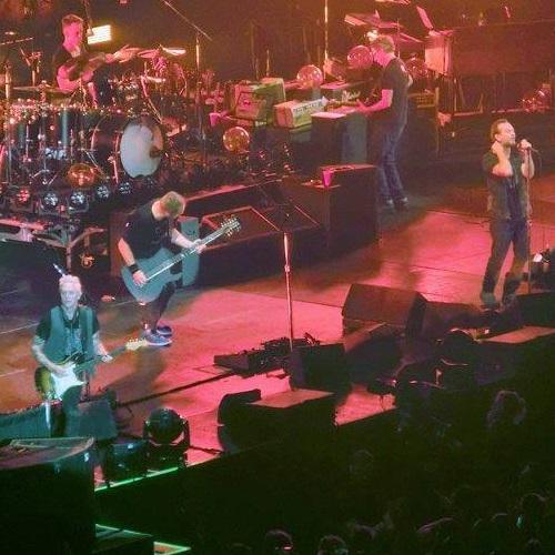 Pearl Jam - Palau Sant Jordi (10/07/18)